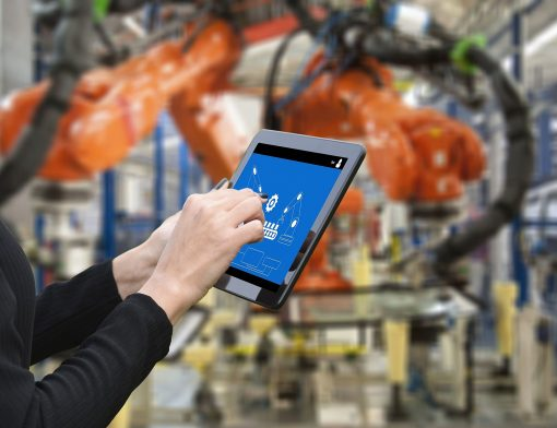 tecnologia na indústria